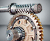 Simplex Worm gear sets